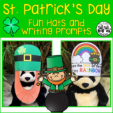 St. Patrick's Day Hats and Writing Prompts