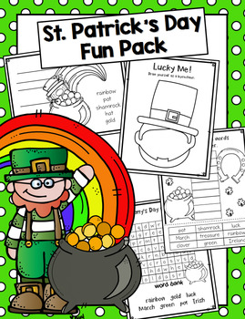 St. Patrick's Day Fun Pack
