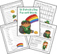 St. Patrick's Day Fun With Words Activity Printable