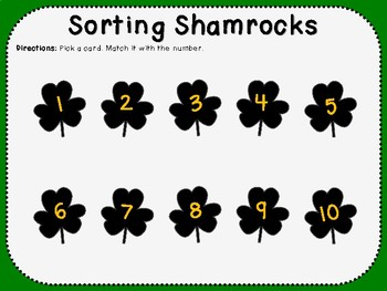 St. Patrick's Day Game (***FREEBIE!***)