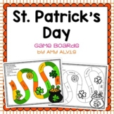 St Patrick's Day Game Board