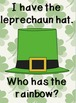 St. Patrick's Day Game: I Have/Who Has?