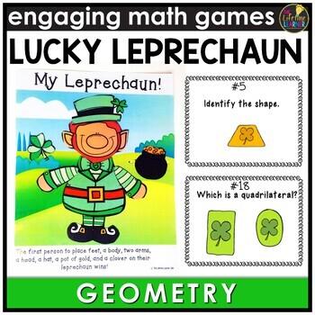 Saint Patrick's Day Geometry Game