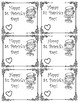 St. Patrick's Day Gift Printable- From Teacher to Students