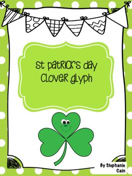 St Patrick's Day Glyph