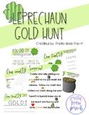 St. Patrick's Day Gold Hunt