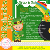 St. Patrick's Day Grab-&-Go Kit! QR Codes and FUN March activities!
