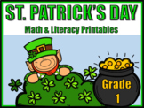 St. Patrick's Day - Grades 1-2