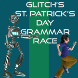 St Patricks Day Grammar Race