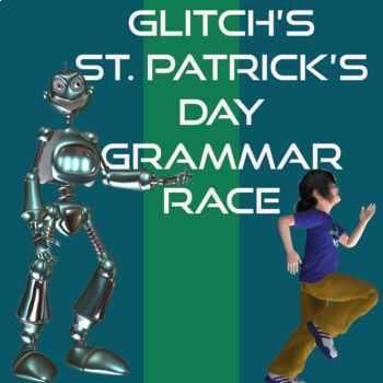 St Patricks Day Grammar Race