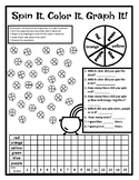 St. Patrick's Day Graphing Activity St Patricks Day Graphi