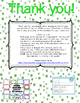 St. Patrick's Day Graphing FREEBIE