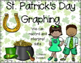 St. Patrick's Day Graphing ~ Record and Interpret Data