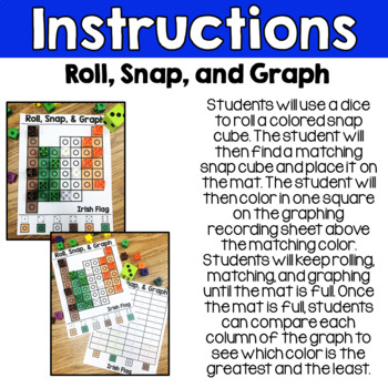 St Patrick's Day Graphing and Counting Activity