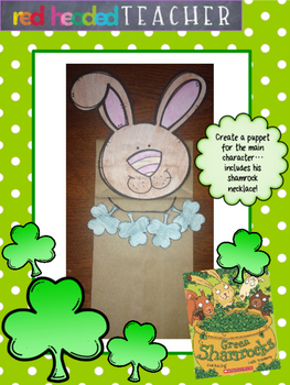 St. Patrick's Day Puppet Craft