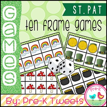 St. Patrick's Day Grid Games