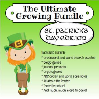 St. Patrick's Day Growing Bundle