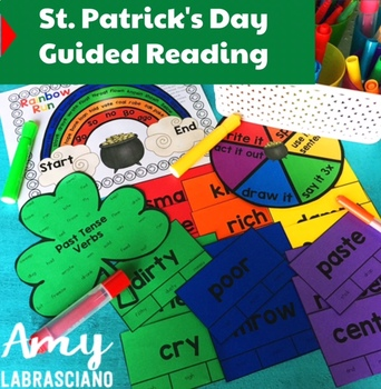St. Patrick's Day Guided Reading