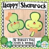 St. Patrick's Day Crafts: Happy Shamrock Crafts: March Crafts