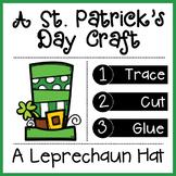 St. Patrick's Day Hat Craft