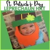 St. Patrick's Day Hat Craft Crown