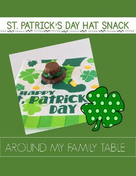 St. Patrick's Day Hat Snack