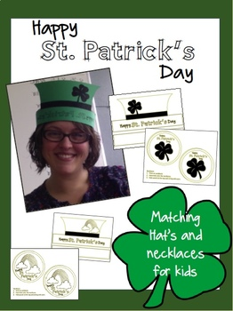 St Patrick's Day Hat's and Necklaces