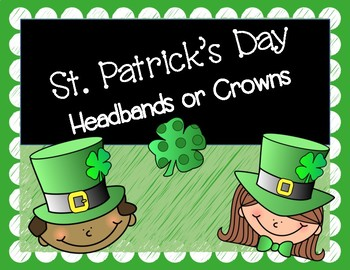 St. Patrick's Day Headband/Hat/Crown
