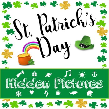 St. Patrick's Day - Hidden Pictures