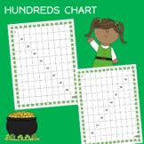 St. Patrick's Day Hundreds Charts