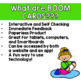St Patrick's Day I Spy Counting Activity Digital Game Boom Cards