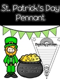 """St. Patrick's Day """"I'm lucky because..."""" Banner"""