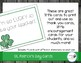 St. Patrick's Day - I'm so LUCKY to be your teacher! - cards