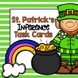 St. Patrick's Day Inference Task Cards