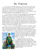 St. Patrick's Day- Informative