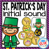 St. Patrick's Day Initial Sound Match-Up
