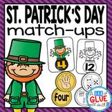 St. Patrick's Day Match-Ups Bundle