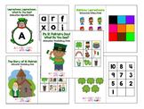 St. Patrick's Day Interactive Book Bundle