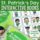 St. Patrick's Day Interactive Books - Common Core Aligned