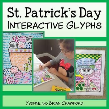 St. Patrick's Day Interactive Glyphs
