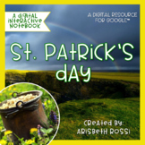 St. Patrick's Day Digital Activities