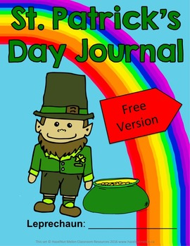 St. Patrick's Day Journal - Free Version