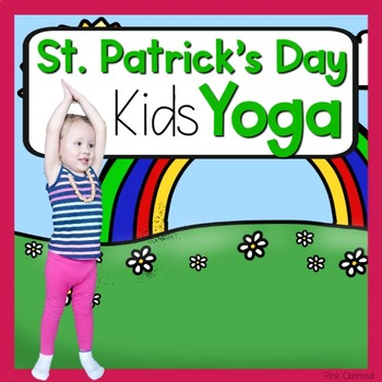 St. Patrick's Day KIDS Yoga