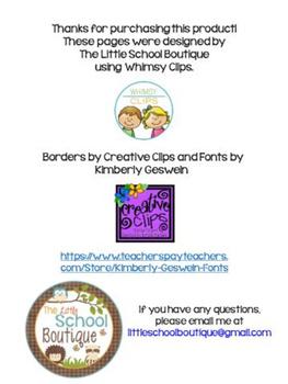 St. Patrick's Day Kindergarten