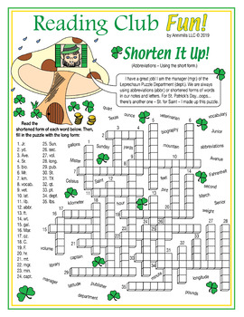 A Bit About Ireland Puzzle Set – St. Patrick's Day