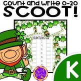 Numbers and the Count Sequence Scoot or Task Cards