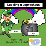 St. Patrick's Day: Label A Leprechaun