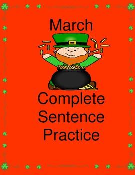 March Language Freebie!