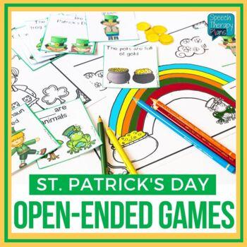 St. Patrick's Day Language Pack - FREE