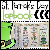 St. Patrick's Day Lap Book + Passage